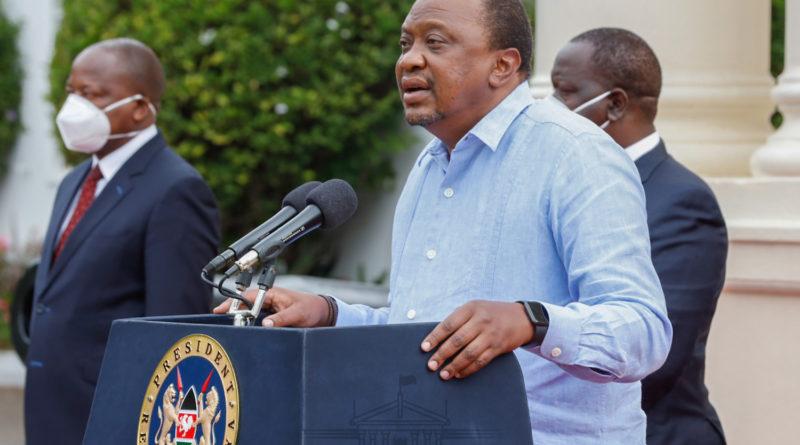 Image result for President Kenyatta